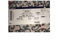 2xLittle Mix Tickets Newcastle Metro Radio Arena 11th October 17