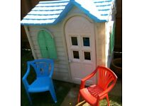 Little Tikes cottage play house