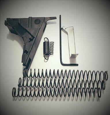 Versatile Trigger Kit W/Over Travel Stop housing Gen 3 Glock Models 24,31,32,33