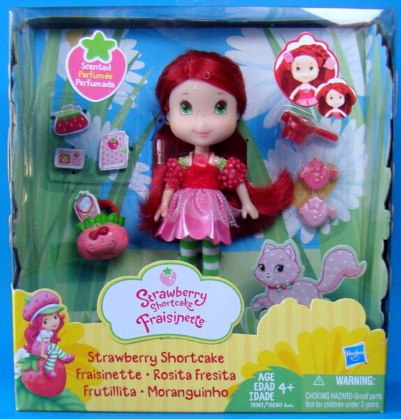 Strawberry Shortcake Doll Scented Long Hair W Accessories New Toys Games Edmonton Kijiji