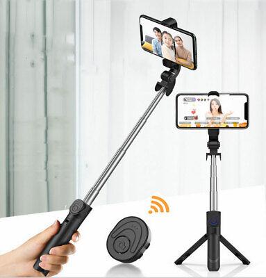 Selfie Stick treppiedi Bluetooth Bastone Allungabile per iPhone 11 11 XR XS Pro