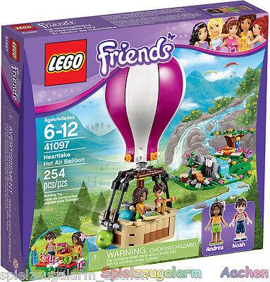 eartlake Heißluftballon Hot Air Balloon Andrea und Noah OVP (Hot Air Ballon Spielzeug)