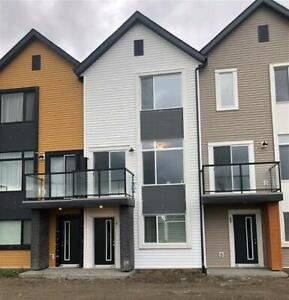 BRAND NEW LUXURY TOWNHOME IN SOUTHWEST EDMONTON