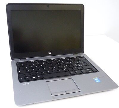 HP ELITEBOOK 820 G1 NOTEBOOK  INTEL I5 3.0GHZ RAM 4GB SSD256GB  WIN 10 P LAPTOP