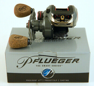 WLP VINTAGE LP WLPL Pflueger carbontex drag washers PRESIDENT LP