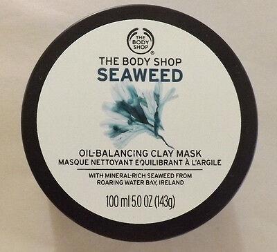 THE BODY SHOP   SEAWEED OIL BALANCING CLAY