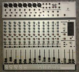 Behringer Eurorack MX2004A 8-Channel Mixer Desk