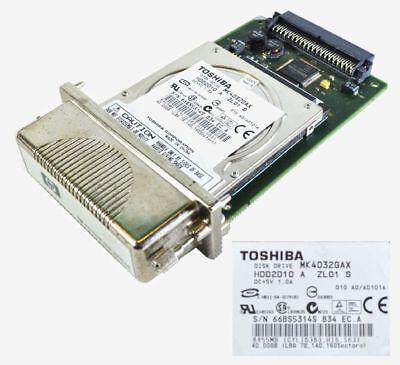 Hp eio disque dur j6054b toshiba mk4032gax 40 gb laserjet imprimante #14