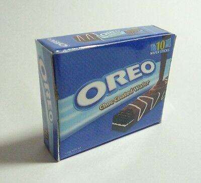 (Kraft OREO CLASSIC CHOC WAFER ROLLS Pack FRIDGE MAGNET Novelty Indonesia 3D)