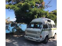 T25 4 berth camper