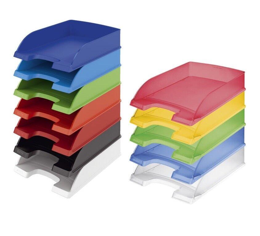 Leitz 5227 Briefkorb, Briefablage Standard Plus, für A4, Farbe wählbar