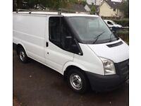 FORD TRANSIT VAN SWB 2013 EURO 5 READY TO WORK IN LONDON CHAIN DRIVEN ENGINE OFFERS WELCOME PX