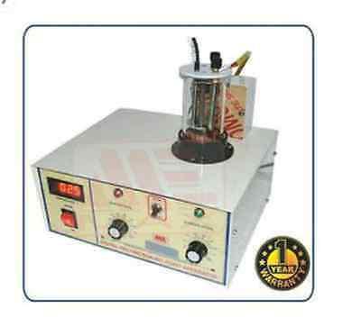 Melting Point Apparatus Advanced Builtin Silicon Oil Bath Stirrer Digital