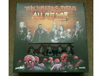 The Walking Dead All Out War Strategy Board Game