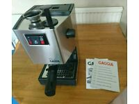 Gaggia Classic Italian coffee machine