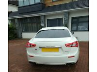 Maserati Ghibli 3.0 TD 4dr (start/stop) SPORT PACK +Over £15,000 Extra Cat D Repaired