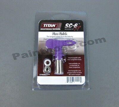 Titan 671-410 Or 671410 Synergy Fine Finish Airless Spray Tip