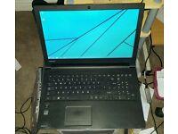 Toshiba R50 laptop, core i3-4th gen. 4gb ram. 500gb hdd
