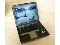 Dell Latitude D520 Laptop. Clean install of Windows 7, ready to use on receipt
