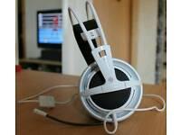SteelSeries Siberia V2 Full Size Pro Gaming Headset (White)