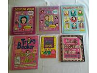 Jacqueline Wilson Annuals and Books