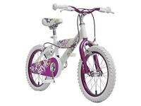 New Never Used New Huffy Bike 16 inch Age 5-7