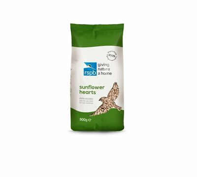 12x Rspb Sunflower Hearts 900g [68050190]