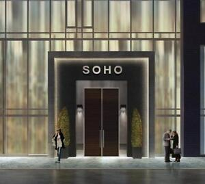 SOHO Champagne - FULLY FURNISHED 2 bedroom Apartment for Rent
