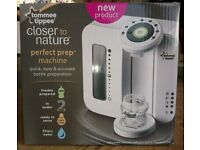 Tommee Tippee Perfect Prep + Spare Filter