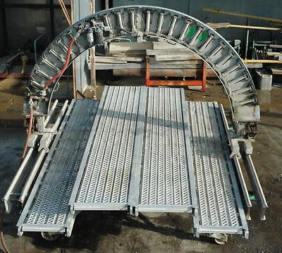 Brick Lining Scaffolding For 9 6 Diameter Kiln With 4 2-man Plank Accessory