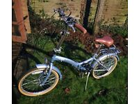 Viking Easy Street Immaculate Foldable Folding Bicycle Bike