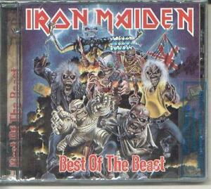 IRON-MAIDEN-BEST-OF-THE-BEAST-SEALED-CD-GREATEST-HITS
