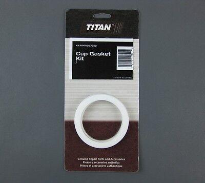 Titan Capspray 0297052 Or 297052 Quart 1 Cup Gasket 6 Pack - Oem