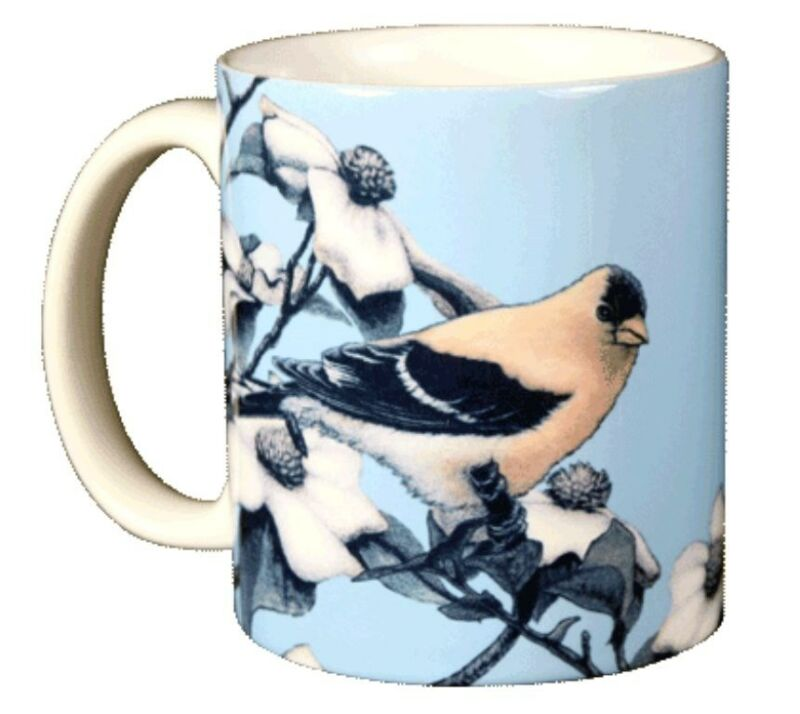 American Goldfinch 11 OZ. Ceramic Coffee Mug or Tea Cup