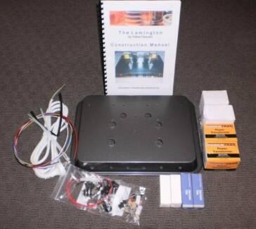 Valve Heaven Lamington Junior – DIY valve amp kit