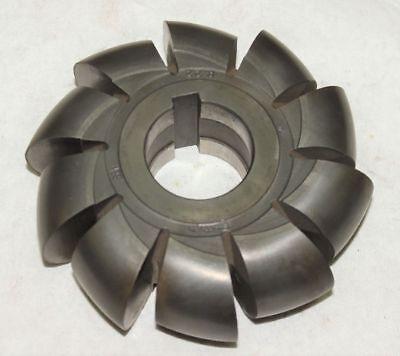 Halbkreisfräser Radiusfräser Formfräser - konvex - Rad. 22 - 135 mm x 40 mm