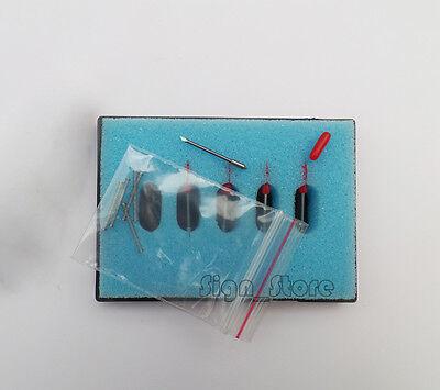 5 Pcs Hq Graphtec Cb09 45 Cutting Plotter Vinyl Cutter Blades Kinfe