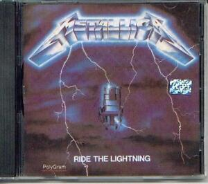 METALLICA-RIDE-THE-LIGHTNING-SEALED-CD