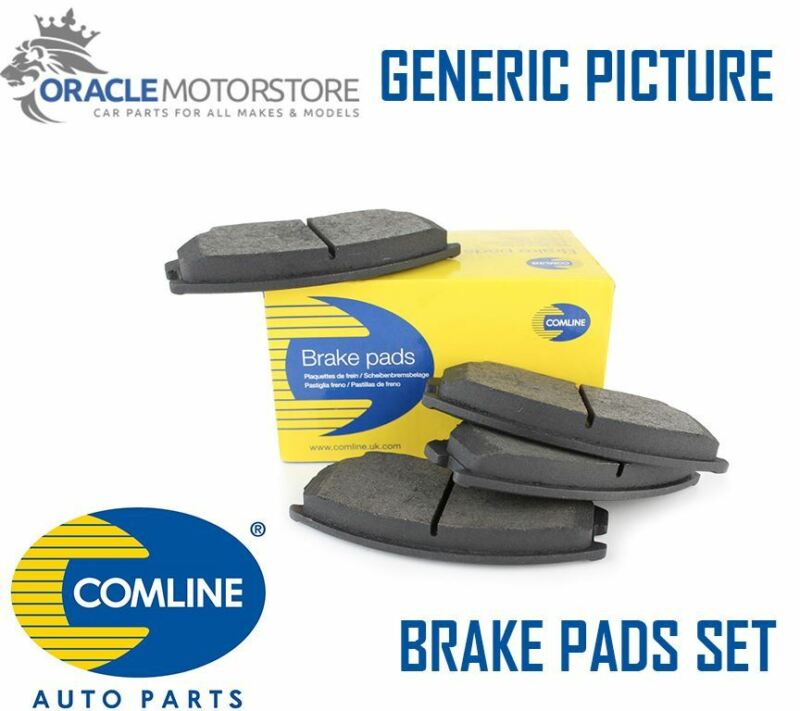 NEW COMLINE FRONT BRAKE PADS SET BRAKING PADS GENUINE OE QUALITY CBP06014
