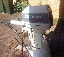 5hp Johnson outboard in excellent condition Tweed Heads Tweed Heads Area Preview