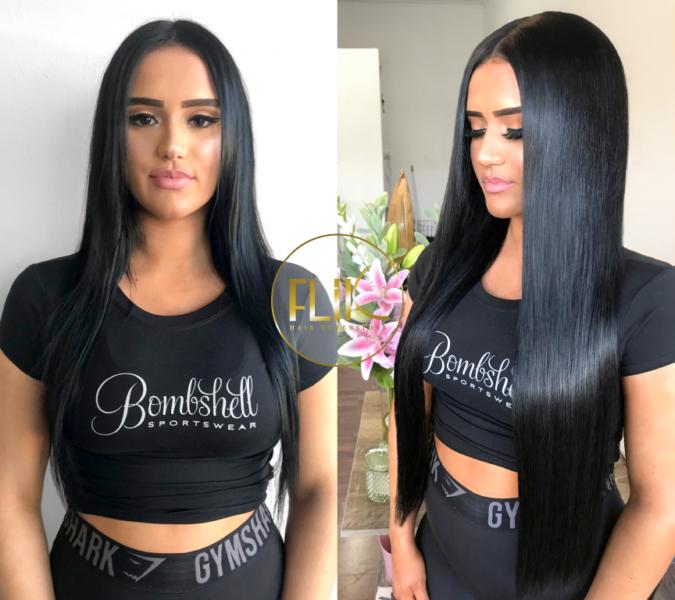 Flik Hair Extension Hairdressing Gumtree Australia Gold Coast