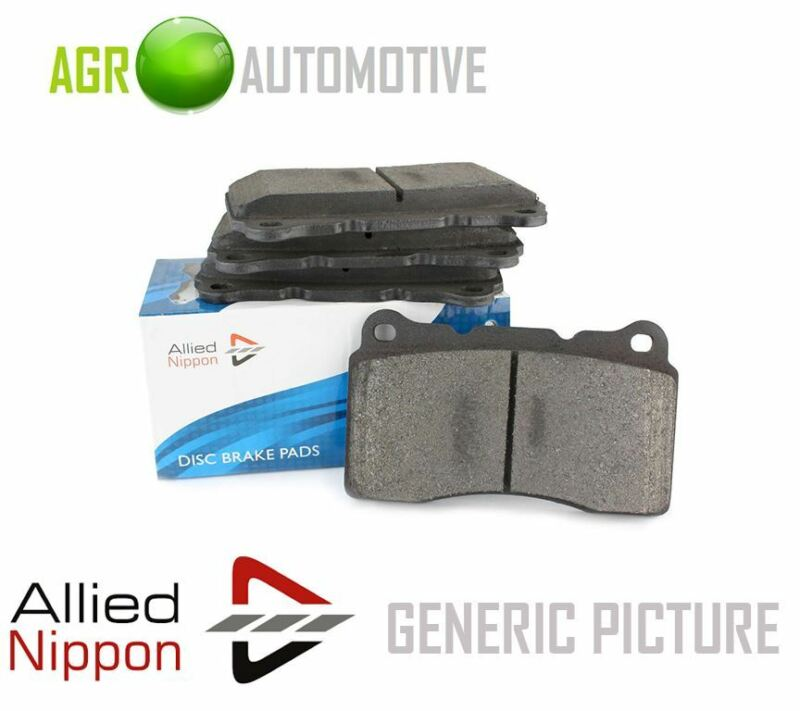 ALLIED NIPPON FRONT BRAKE PADS SET BRAKING PADS OE REPLACEMENT ADB31605
