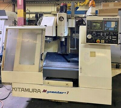 Kitamura Mycenter Vertical Machining Center