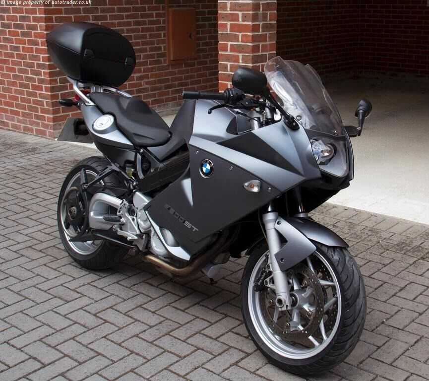 BMW F800ST Motorcycle, 30k mil | in Clapham, London | Gumtree