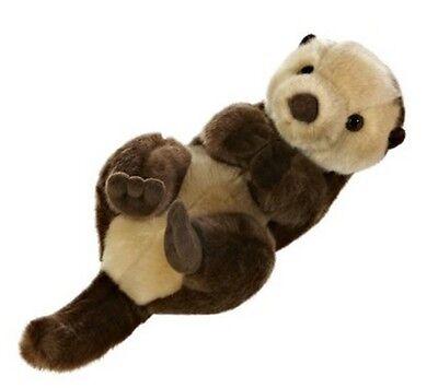 "Comprar barato 10"" Sea Otter Plush Stuffed Animal Toy - New"