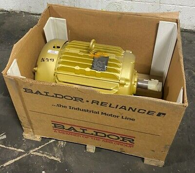 Baldor 20hp Electric Motor - New