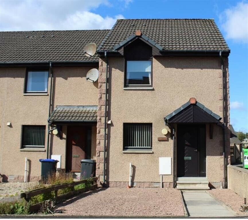 Spacious End Terraced 2 bed House in Popular Residential