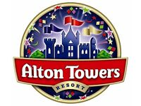 Alton Towers Tickets Available for all dates available - No queuing - walk straight in