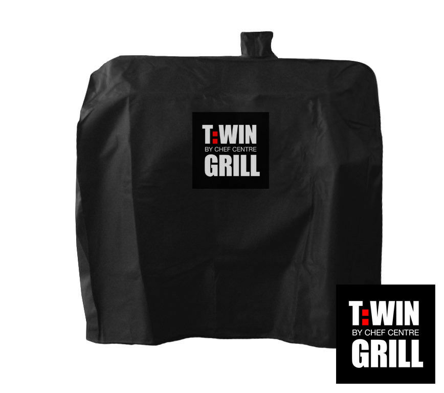 CHEF CENTRE Grillhaube / Abdeckhaube für Twin Grill T30 und T36