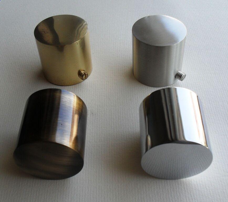 Seilendkappe handlaufseil bronz/é de 40 mm